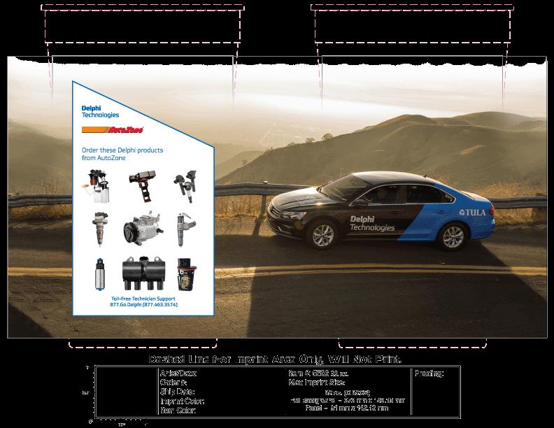 Delphi Auto Zone