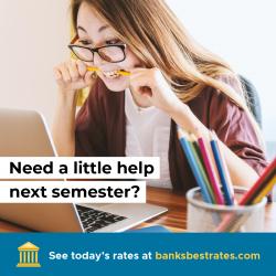 Banks Best Rates - College