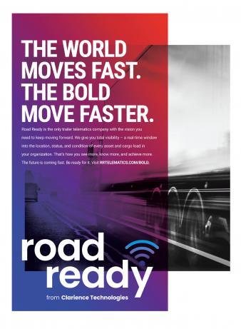 Road Ready - The Bold